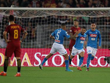 Insigne besorgte den Treffer für Napoli
