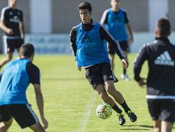 Mikel Merino spielt noch bis Ende der Saison für Osasuna