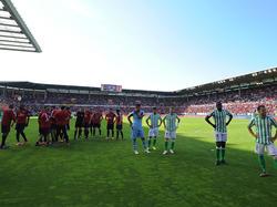 Beim Spiel zwischen Osasuna und Betis sollen Gelder geflossen sein