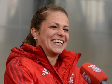 Bayern bindet Melanie Leupolz