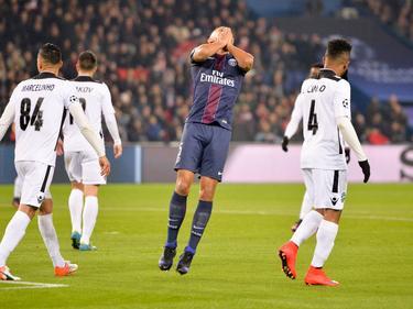 Paris Saint-Germain kann gegen Ludogorets Razgrad nicht gewinnen
