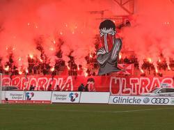 Rot-Weiß Erfurt wird vom DFB für Fanverhalten bestraft