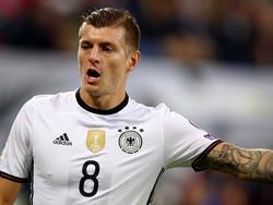 Toni Kroos wurde in die FIFA-Weltauswahl gewählt