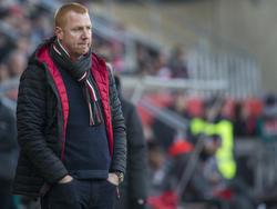 Maik Walpurgis will gegen Hoffenheim punkten