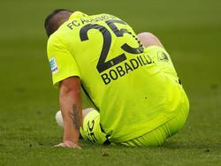 Raúl Bobadilla fällt wegen einer Fußprellung möglicherweise aus