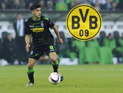 Dahoud wechselt im Sommer zu Borussia Dortmund