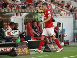 Gaetan Bussmann bleibt bis 2019 beim FSV Mainz 05