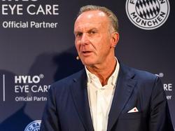 Bayern-Boss Rummenigge hat eine klare Meinung zum Videobeweis