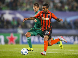 Alex Teixeira wechselt nach China