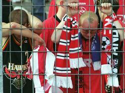 Im Mai 1999 erlebten die Fans des FC Nürnberg ihr blaues Wunder