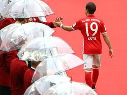 Mario Götze bleibt beim FC Bayern - vorerst
