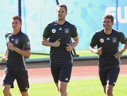 Toni Kroos, Manuel Neuer und Thomas Müller stehen auf der Nominierungsliste