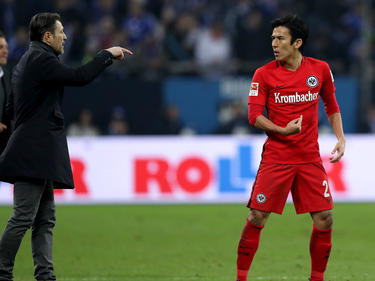 Kovač und sein Team testen gegen die Würzburger Kickers