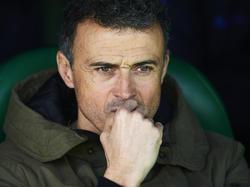 Luis Enrique will mit dem FC Barcelona das Unmögliche möglich machen