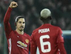 Ibrahimovic marcó el gol de la victoria contra el Millwall. (Foto: Imago)