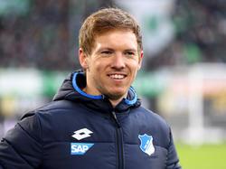 Julian Nagelsmann will seinen Vertrag in Hoffenheim erfüllen