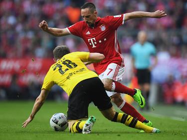 'Klassiker' en semifinales de DFB Pokal. (Foto: Getty)