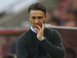 Eintracht-Trainer Niko Kovač will gegen RB Leipzig punkten