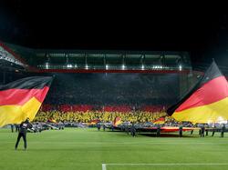 Bis zu 10,44 Millionen Zuschauen verfolgten die Partie Deutschland gegen Aserbaidschan
