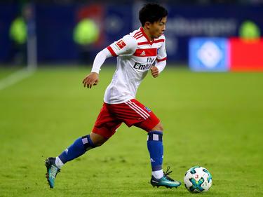 Traf gegen den SV Curslack-Neuengamme: Tatsuya Ito