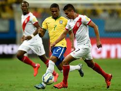 Douglas Costa war der entscheidende Mann bei der Seleção