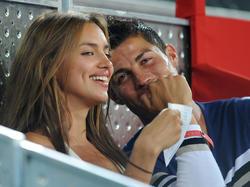 Eisbad statt Freundin: Cristiano Ronaldo