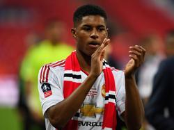 Marcus Rashford bleibt bei Manchester United