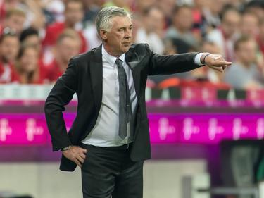 Carlo Ancelotti feierte einen perfekten Ligaeinstand