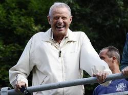 Hat trotz allem gut lachen: Maurizio Zamparini