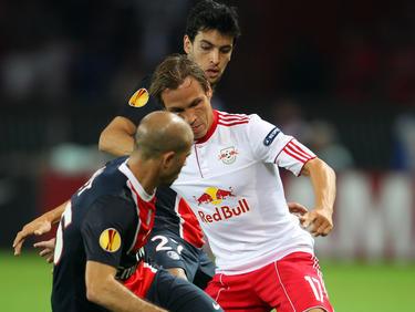 Andreas Ulmer war für die Bullen schon gegen Paris Saint-Germain im Einsatz