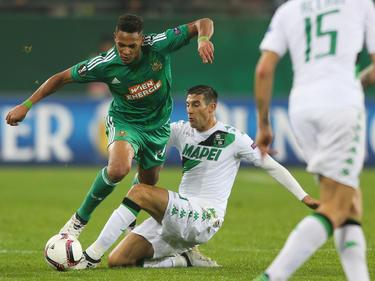 Rapid ließ gegen Sassuolo Calcio einen sicher geglaubten Sieg liegen