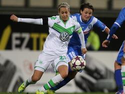 Lena Goeßling wird dem VfL Wolfsburg länger fehlen