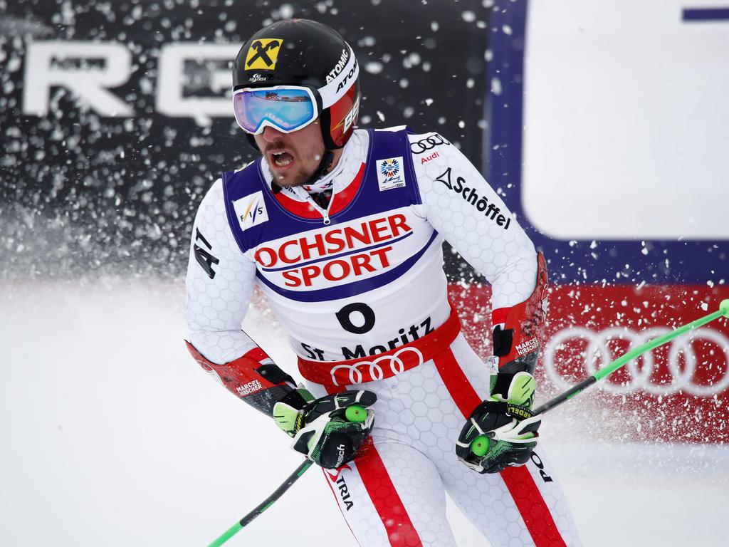 Marcel Hirscher ist der neue Riesenslalom-Weltmeister