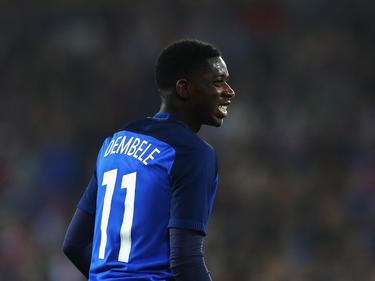 Ousmane Dembélé steht erneut im Kader der französischen Nationalmannschaft