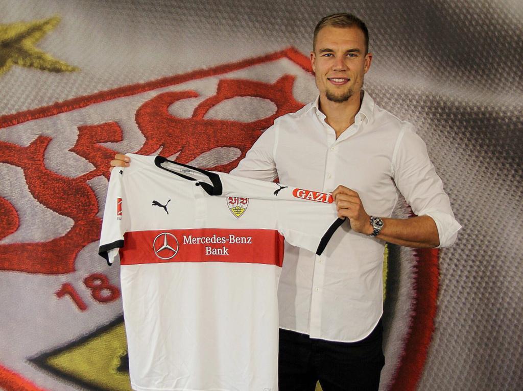 Offiziell: Badstuber unterschreibt beim VfB Stuttgart