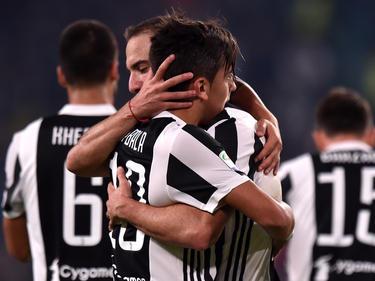 Juventus Turin konnte einen 4:1-Sieg in der Serie A einfahren