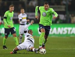 Jeffrey Bruma hat sein Comeback für den VfL Wolfsburg gegeben
