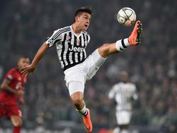 Paulo Dybala fällt für das Champions-League-Rückspiel aus
