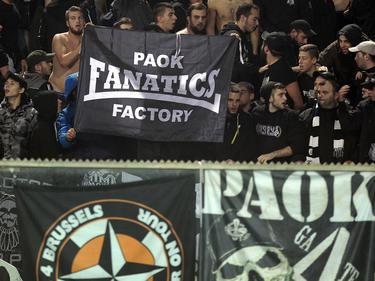 PAOK kommen seine Fans teuer zu stehen