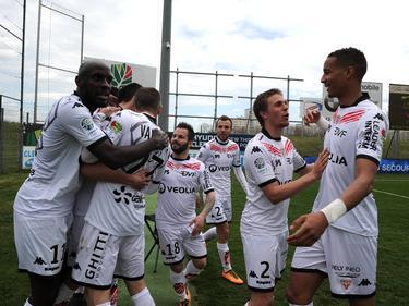 El Dijon es decimoquinto con 16 puntos en la clasificación. (Foto: Imago)