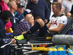 Die Spurs bangen um Harry Kane