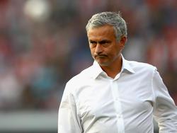 Mourinho wurde nach der Niederlage von Manchester United kritisiert