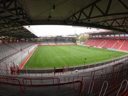 An der Alten Försterei sollen bald 35.000 Fans Platz haben