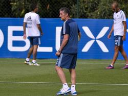 Edgardo Bauza sprach über den Umgang mit Lionel Messi