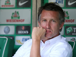 Werder-Geschäftsführer Baumann hat sich zur Verlängerung mit Coach Nouri geäußert