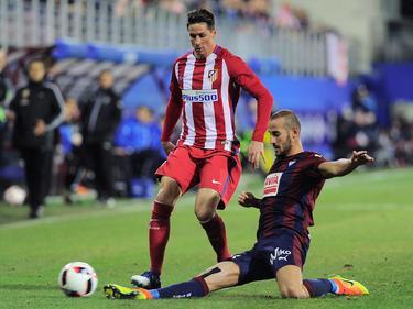 Atlético steht im Halbfinale des spanischen Pokals