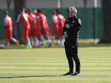 ÖFB-Teamchef Marcel Koller hat 2017 neue Ideen