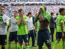 Dem VfL Wolfsburg droht in der Relegation der Abstieg