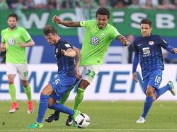 Luiz Gustavo steht vor einem Wechsel nach Marseille