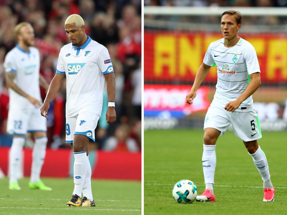 Werder: Top-Abgang: Serge Gnabry; Top-Zugang: Ludwig Augustinsson